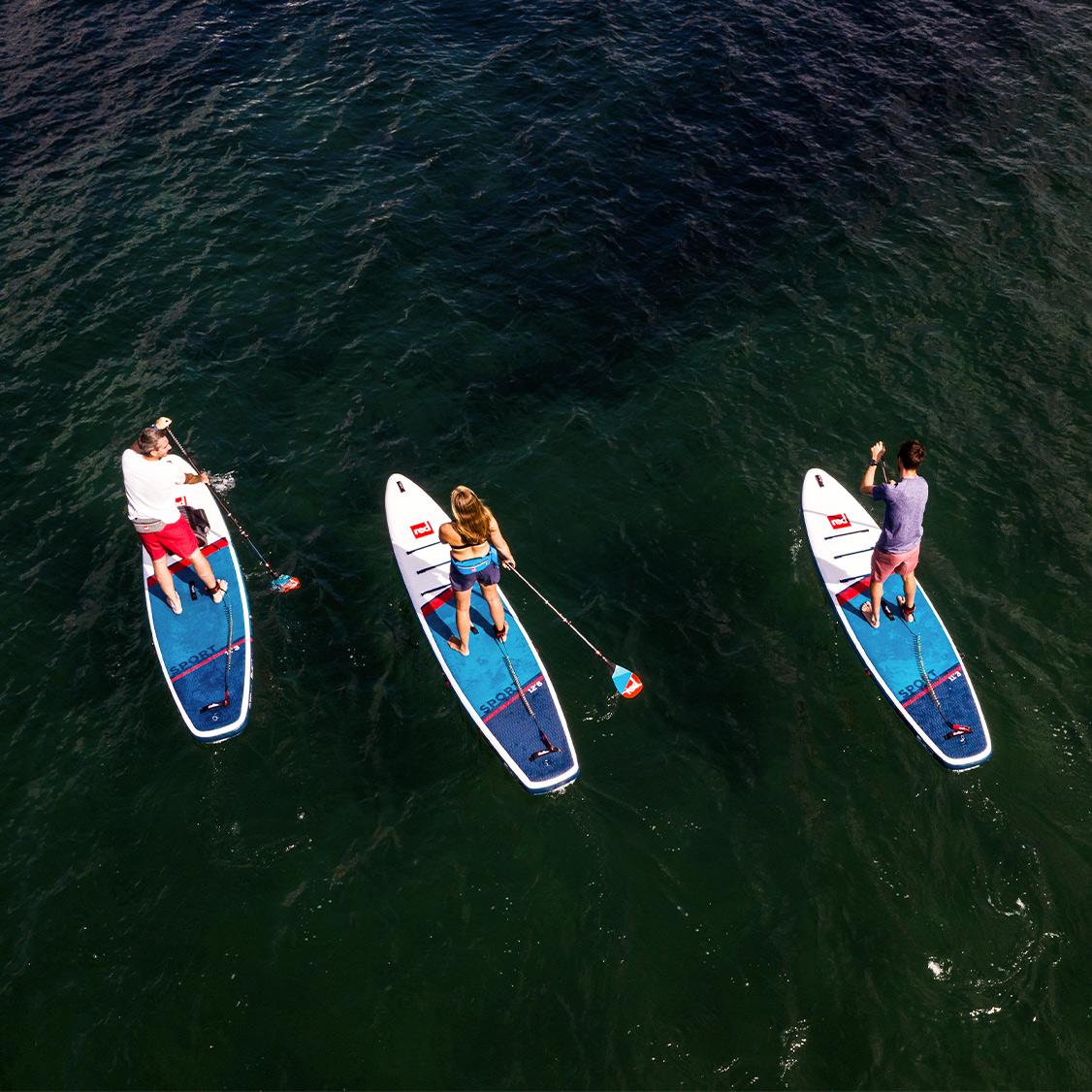 SUP kursus hos Copenhagen Surf School