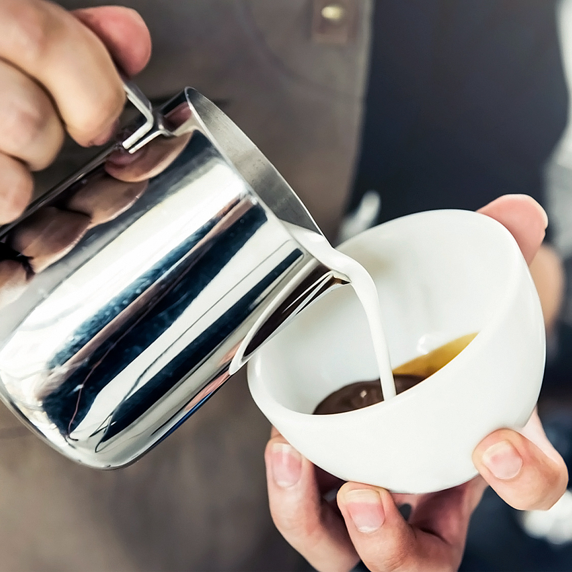 Latte Art kursus hos Street Coffee