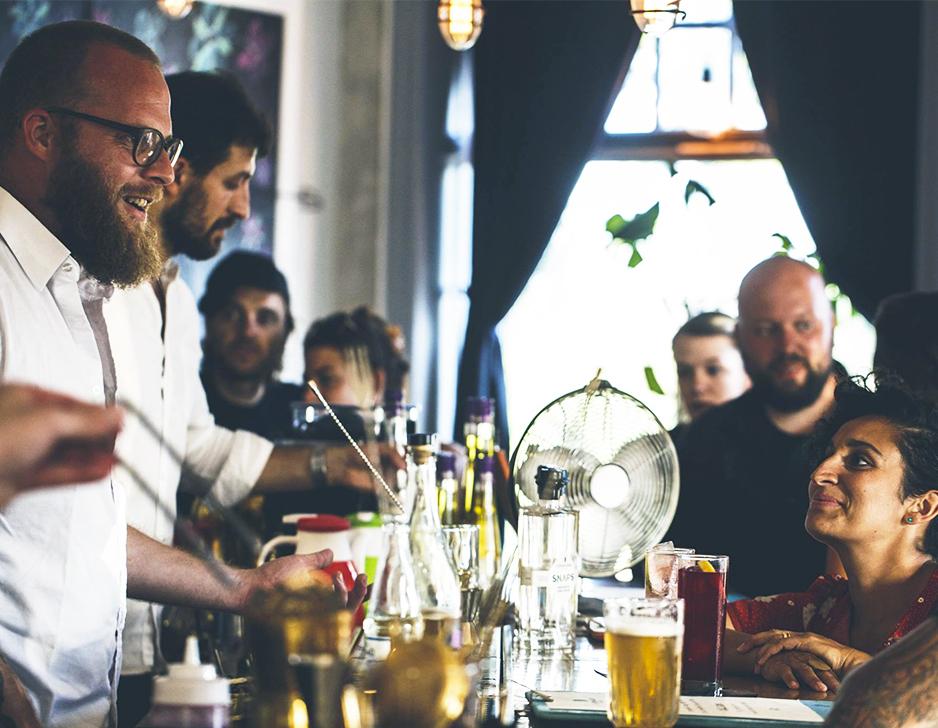 Cocktailkursus hos Copenhagen Distillery