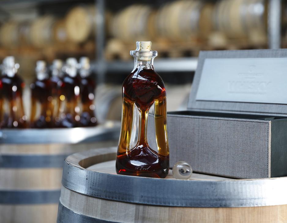 Whiskysmagning hos Copenhagen Distillery
