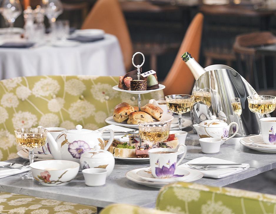 Afternoon Tea på Café Royal Copenhagen