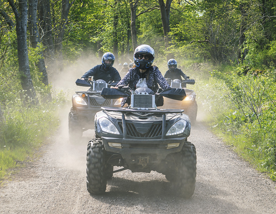 ATV safari med Outdoor Action
