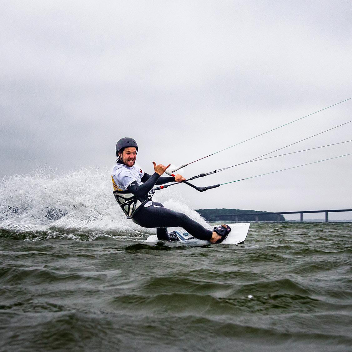 Kitesurfing kursus hos Kitekollektivet
