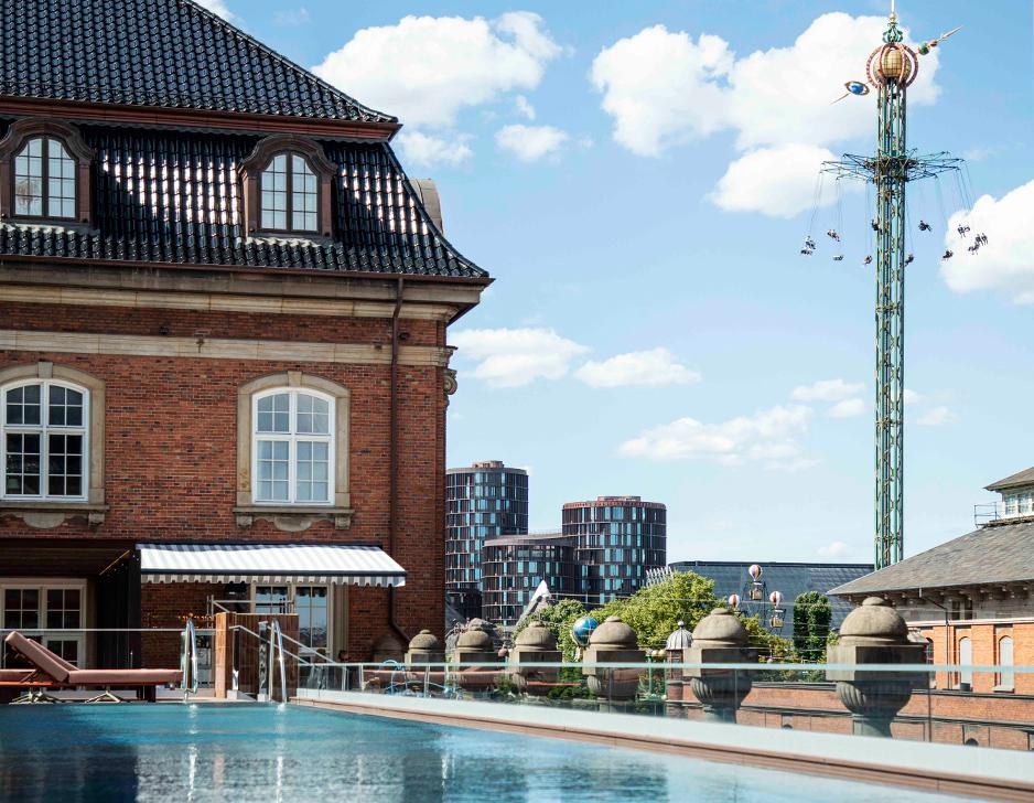 VILLACATION på Villa Copenhagen