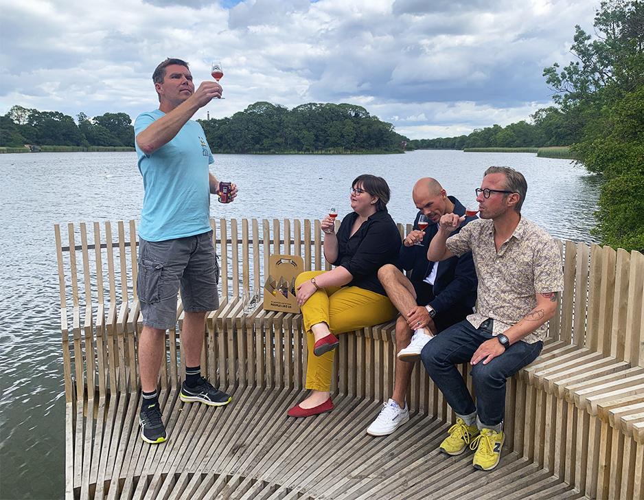 Beerwalk i København med People Like Us
