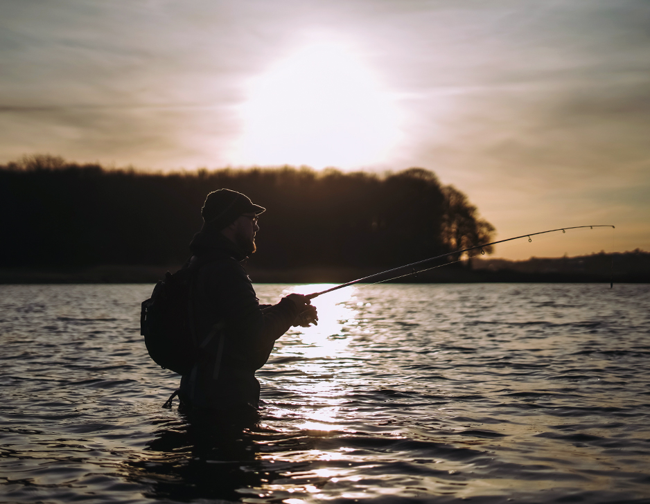 Lær at fiske med Østjysk Outdoor