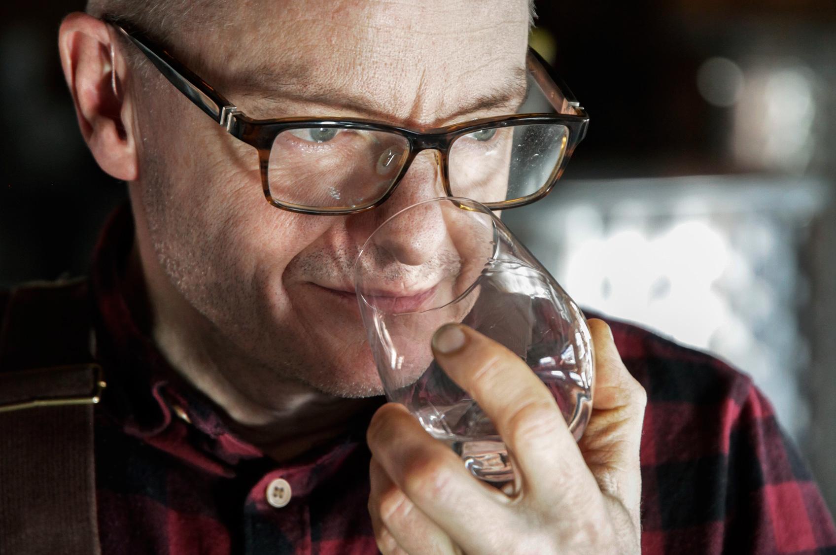 Rundvisning & smagning hos Mosgaard Whisky