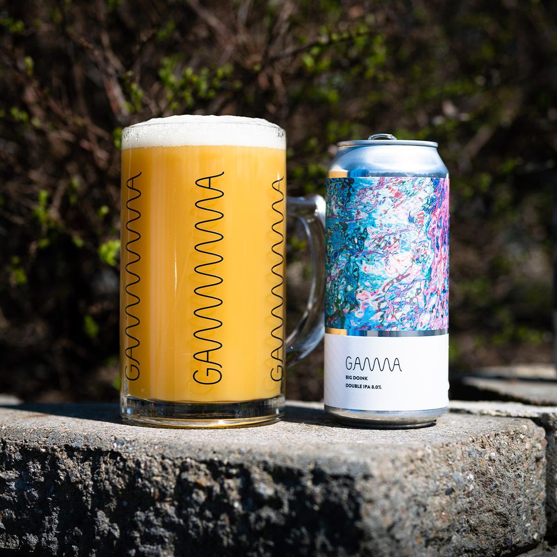 Ølsmagning & rundvisning hos Gamma Brewing
