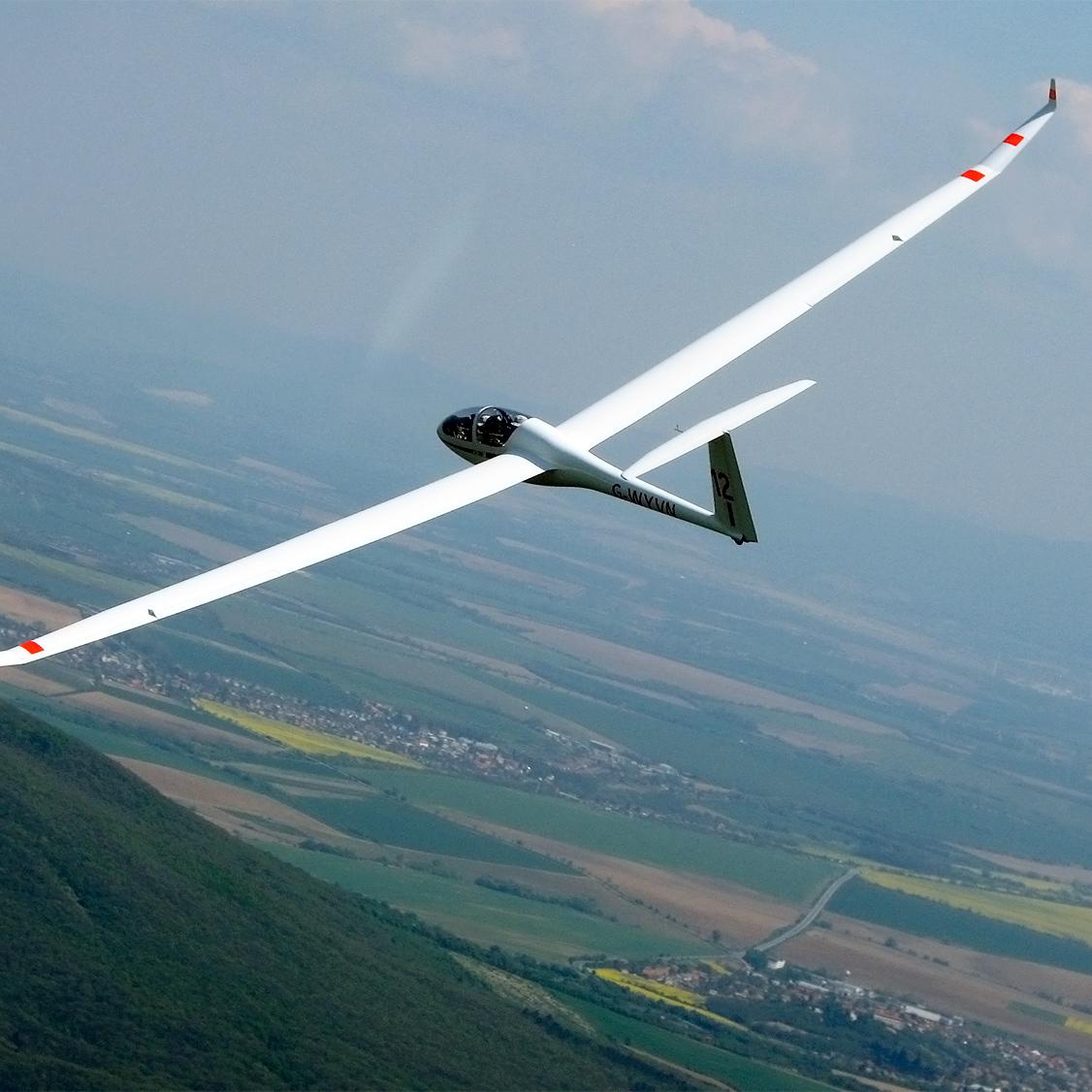 Svæveflyvning hos Aalborg Svæveflyveklub
