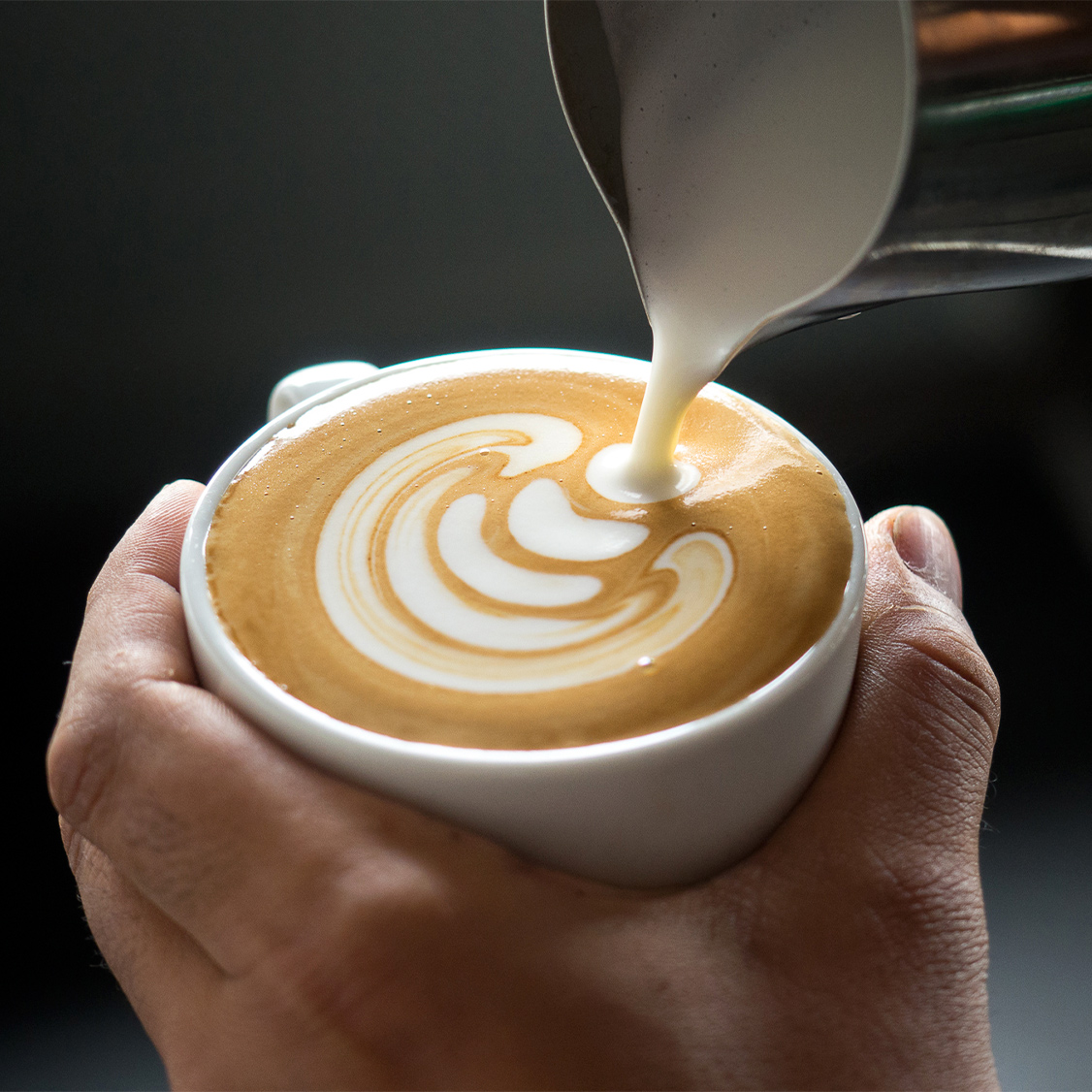 Latte Art kursus hos Kontra Coffee