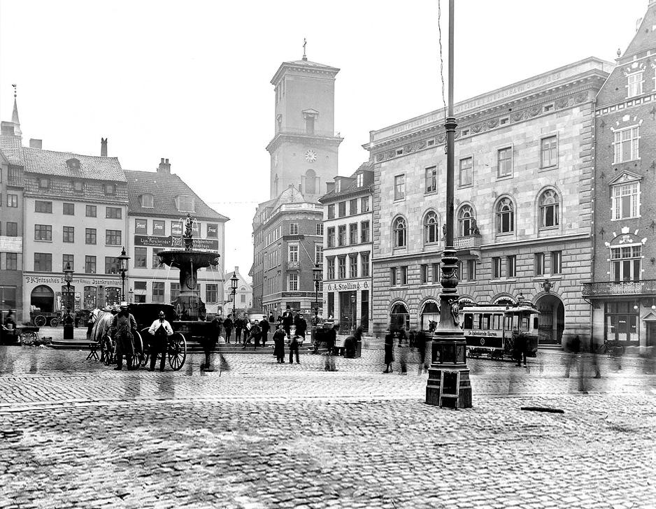 I Fodsporene på de Dødes København