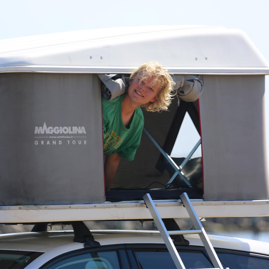 Kør Jylland rundt i rooftop med OurStuff