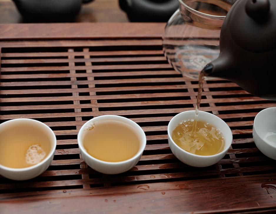 Tesmagning hos Simply Tea
