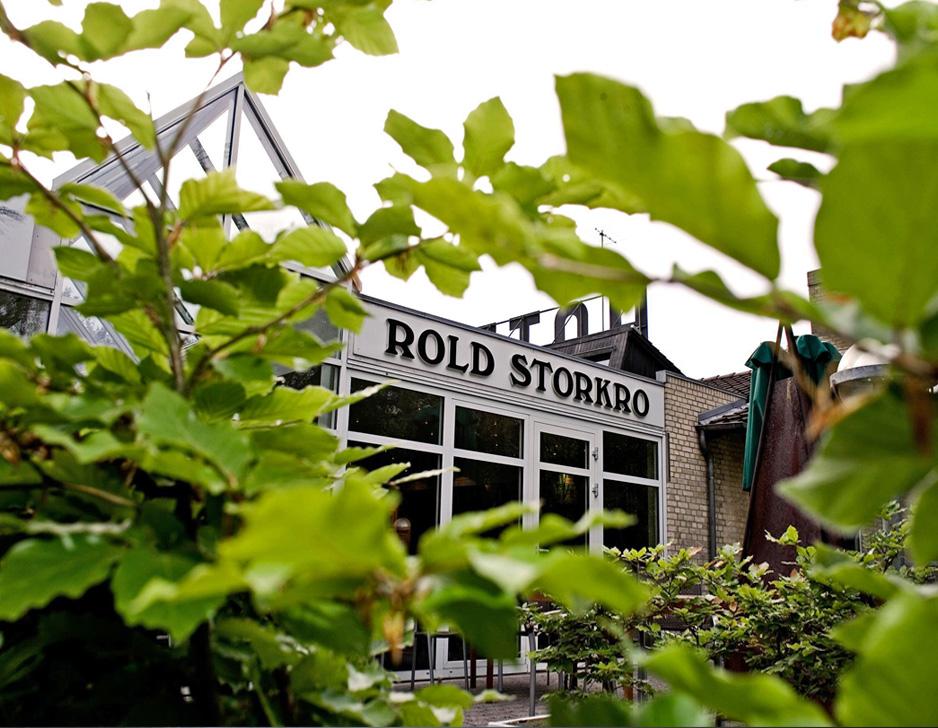 Kroophold på Rold StorKro
