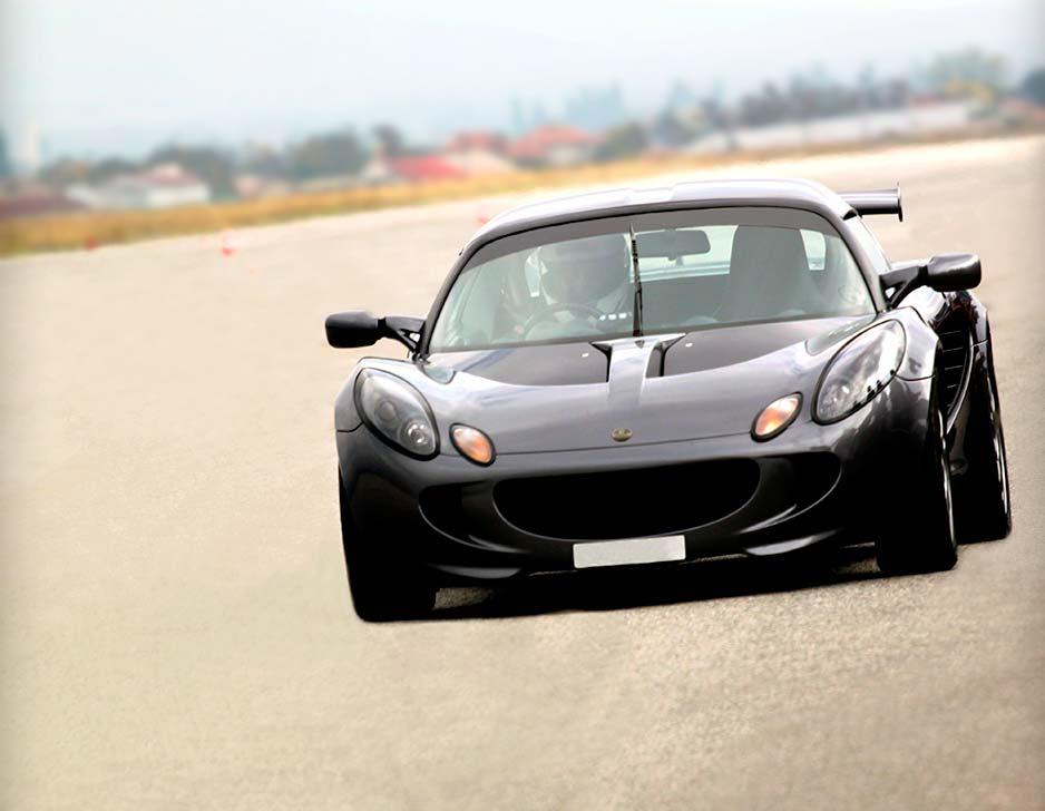 Kør Lotus Elise på bane