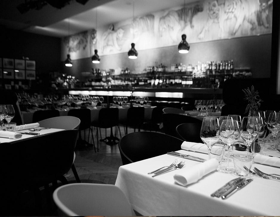 Romantisk middag - Cafe Hack