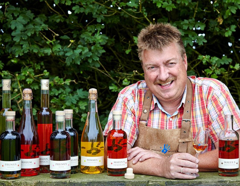 Vinsmagning hos Cold Hand Winery