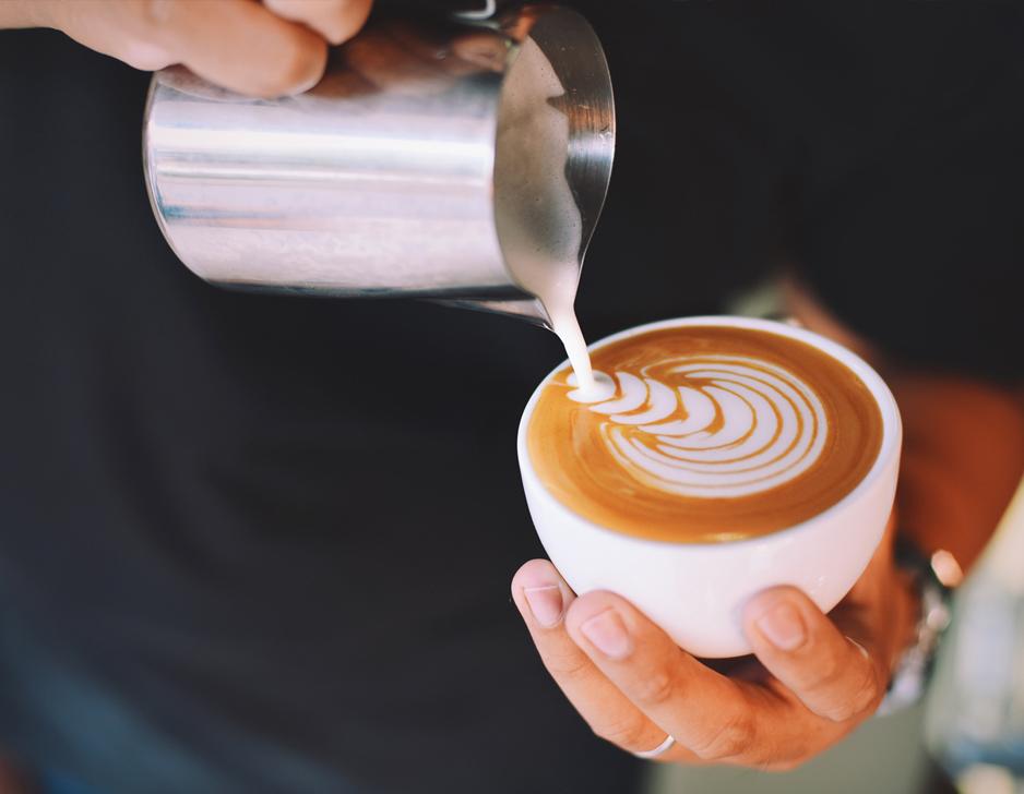 Latte Art Workshop hos BRYG Coffee House