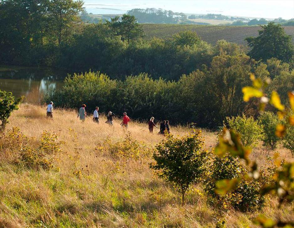 Smag Mols Bjerge til fods med Karpenhøj Naturcenter